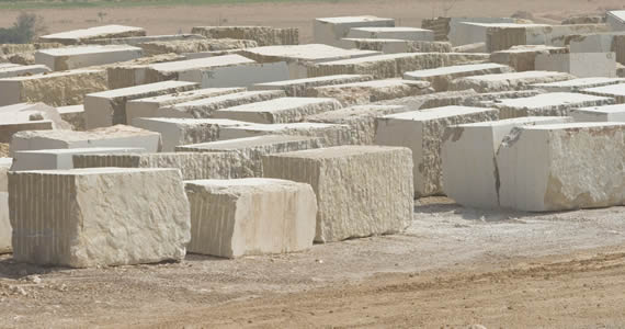 Depósito de Bloques de Spanish Marble Group